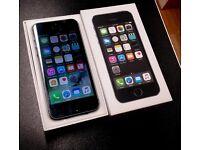 iPhone 5S SPACE GRAY 16GB EE T-MOBILE VIRGIN BRAND NEW APPLE WARRANTY SEPTEMBER 2017