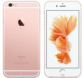 IPHONE 6S BRAND NEW IN PINK
