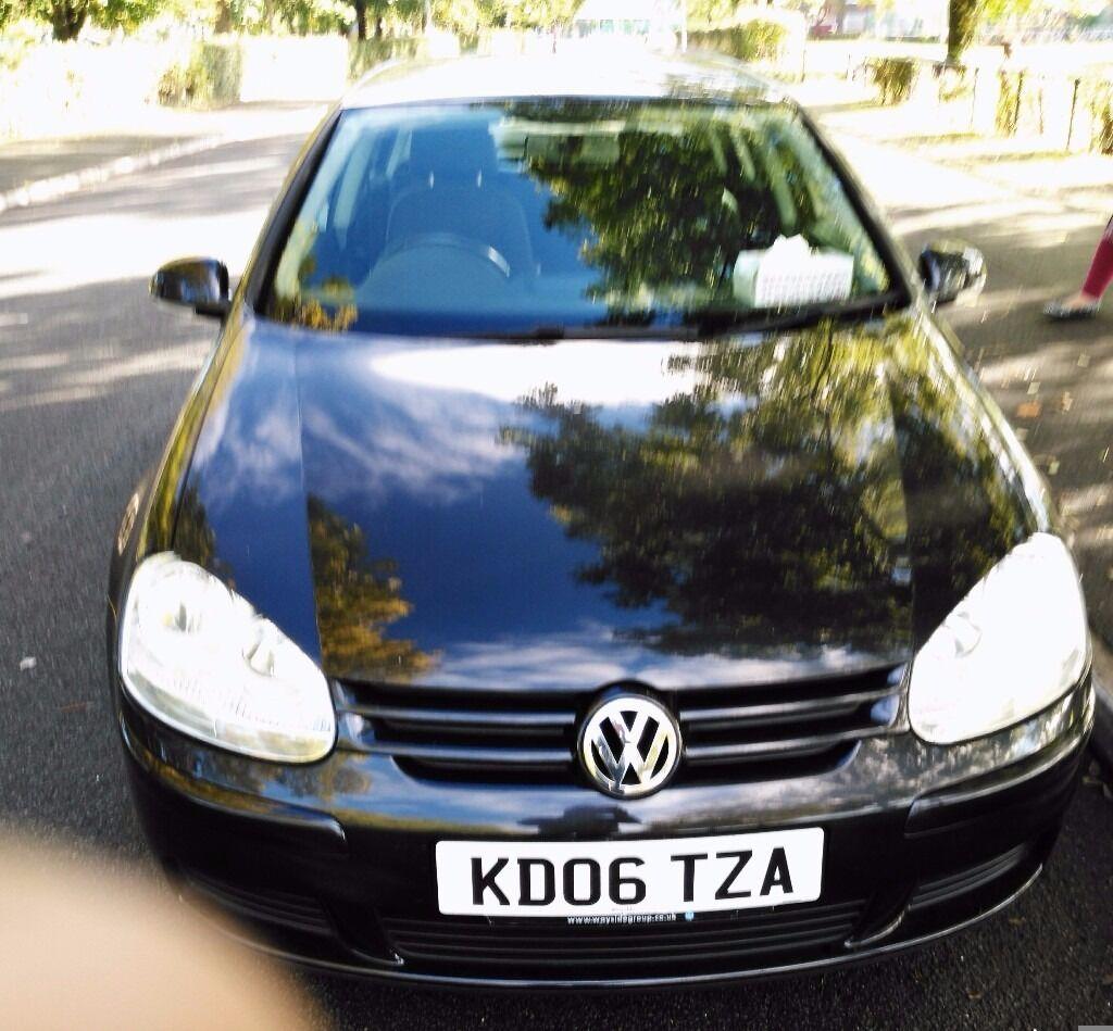 VW GOLF 1.6 FSI 2006