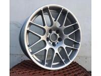 "19"" Genuine BMW e46 m3 CSL front alloy wheel 9.5J Part N: 2282660"