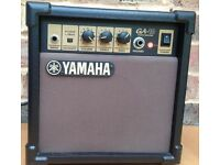Yamaha GA-10 10 watts Electric Guitar Practice Amp