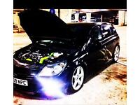 Vauxhall Astra swaps welcome