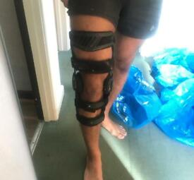 Medi ms4 comfort ACL knee brace