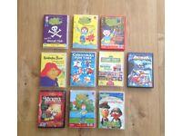 Selection of Childrens dvd - Paddington, Horrid Henry, Mickeys Christmas