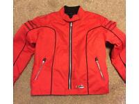Ladies Motorbike Jacket Size 14-16