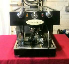 Fracino Little Gem 1 Group Commercial Coffee Machine - Tank Fill