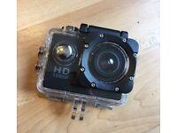 Gopro Style Camera