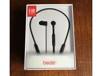 Beats X wireless/Bluetooth earphones (brand new in sealed box)