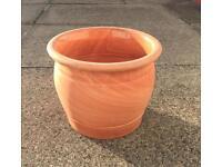 Ceramic plant pot / planter