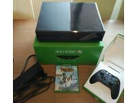 Xbox One 500gb Console + Controller + Trials Fusiob