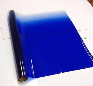 SOLAR NON REFLECTIVE 2 TONE BLUE TOP WINDOW FILM TINT 20