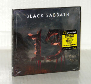 BLACK-SABBATH-13-DELUXE-EDITION-2-CD-BEST-BUY-EXCLUSIVE-NEW-SEALED
