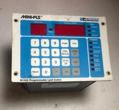 Autotech Programmable Limit Switch M1450