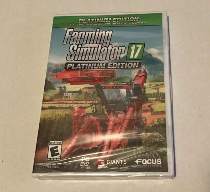 Farming Simulator 17 Platinum Edition Windows 230380
