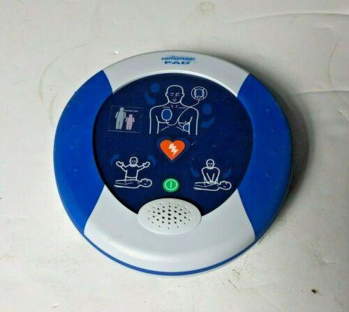 SAMARITAN PAD AED DEFIBRILLATOR SAM 300P HEARTSINE EMERGENCY TRAINER MEDICAL