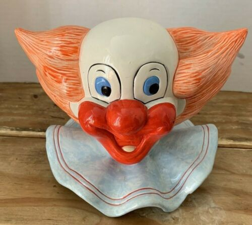 Vintage 1985 Enesco Bozo The Clown Bank