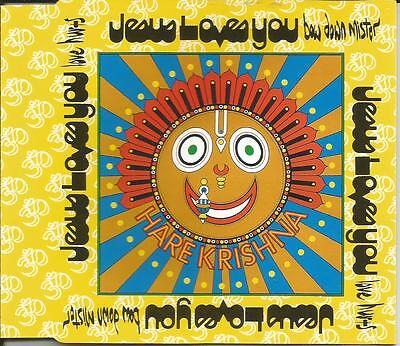 Boy George Jesus Loves You Bow Down Mister   Love 3 Rare Mixes Cd Single Sealed
