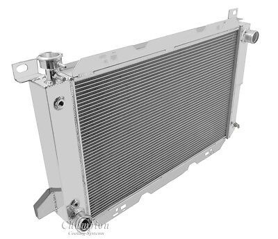 4 Row All Aluminum Performance Radiator For 1985   97 Ford F Series