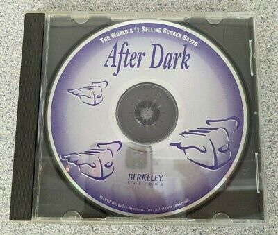 Flying Toaster Screensaver CD-ROM After Dark 1995 Berkeley Systems CD With Case