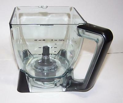 NEW Ninja 40 oz (5 Cup) Food Processor Move  _ Only for BL660W Blender !!READ!!