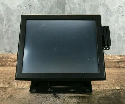 Unypos Modpos-d2550 Touch Screen Monitor 15t-d-5wr Pos Terminal Untested