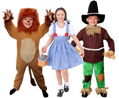 KANSAS KIDS FANCY DRESS COSTUME SCHOOL BOOK WEEK CHARACTER BOYS GIRLS OUTFIT - Book Character Costumes For Boys