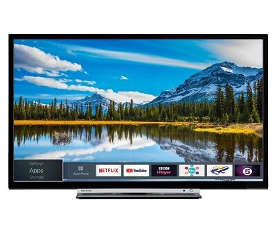 Toshiba 49L3863DB 49 Inch SMART Full HD LED TV Freeview Play Alexa Support