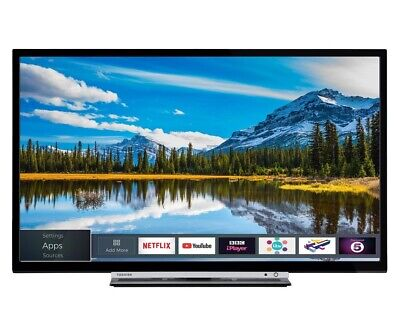 Toshiba 43L3863DB 43 Inch SMART Full HD LED TV Freeview Play Alexa Support