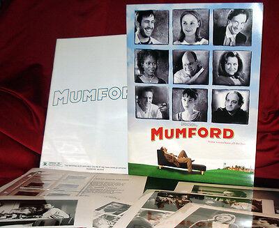 'Mumford' Press Kit - Photos and Slides - Mint
