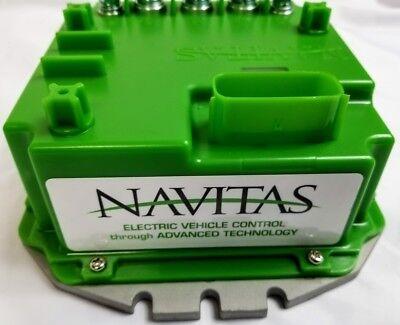 600 Amp Navitas Motor Controller For Club Car Utility & Star EV Golf Carts 25mph