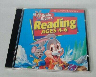 Reader Rabbit's Reading Ages 4-6 (Mac/Windows)