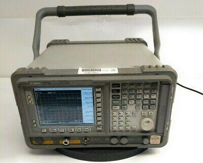 Agilent E4407b Esa-e Series Spectrum Analyzer 9khz - 26.5ghz 1d5 1dr 1ds