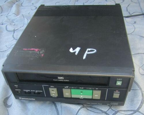 Panasonic AG-1100 (tested (XXX)