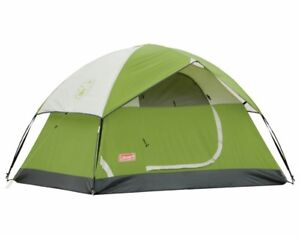New Unused Coleman Sundome 4 Person Tent Queen Size Bed