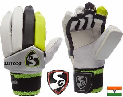 Latest SG EcoLite Cricket Batting Gloves Mens Seniors RH Right Hand.Best (Best Batting Gloves)
