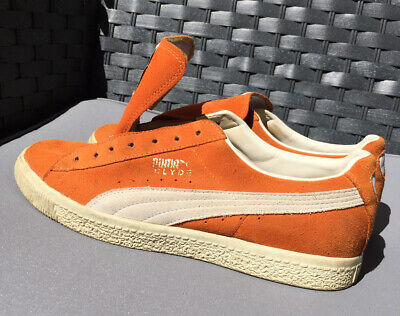 Puma Clyde Uk9, Suede States Basket 90681