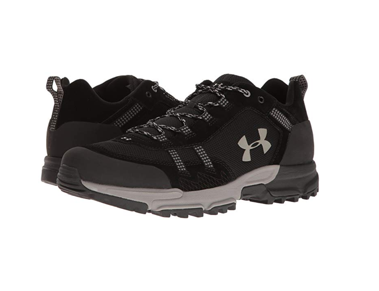 Under Armour Mens Post Canyon Low Trainer Hiking Walking Out