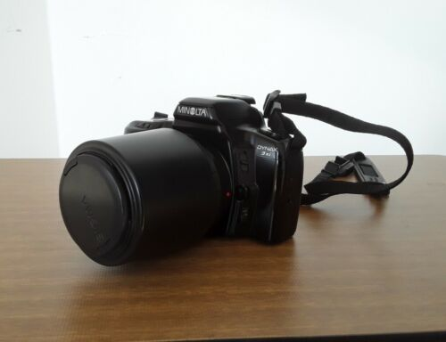 "Spiegelreflexkamera ""Minolta Dynax 3Xi"" + Extra Objektiv Sigma + Tasche"