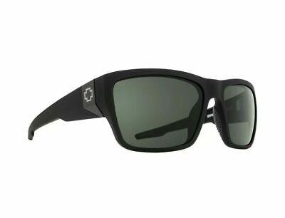 Spy Optic DIRTY MO 2 Black Polarized HD Plus Gray Green Sunglasses 6700000000015