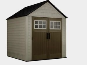 Wanted used Rubbermaid or Suncast Storage Shed in good condition