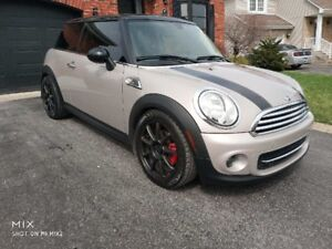Mini Cooper 2013 automatique