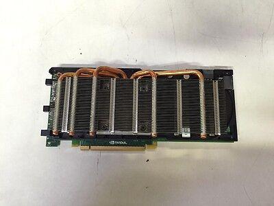 NVidia Tesla M2050 GPU 3GB DDR5 GPU Graphics Processing PCI-E X16 1YR Warranty