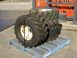 Moffett M5000 Tyre Rim assembles 31x15.50-15 Darra Brisbane South West Preview