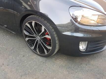VW Audi 5x112 Santiago wheels