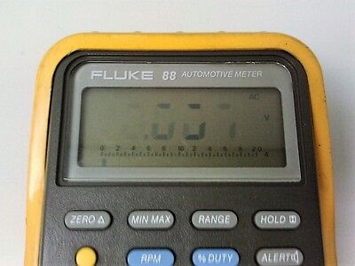Fluke 88 Display Repair Kit And Step By Step Photo Instructions