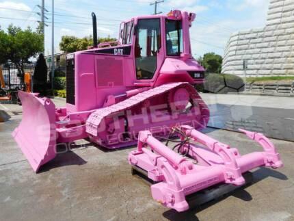 CATERPILLAR D5N XL Bulldozer CAT D5 dozer Rippers fitted