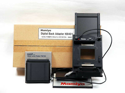 Digital Back Adapter (Mamiya HX401 ADAPTER - ZD DIGITAL BACK ADAPTER to 4X5 LARGE FORMAT CAMERAS)