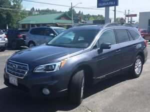 2015 Subaru Outback Touring / Tech