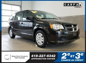 2014 Dodge Grand Caravan SE // air climatisé // attache-remorque