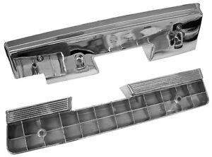 1962 1963 1964 CHEVROLET IMPALA FRONT DOOR ARM REST BASES 2 & 4 DOOR MODELS NEW